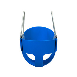 CoPoly Full Bucket Swing Seat - Blue (S-26R)