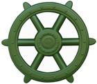 Ship's Wheel - Green