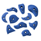 Composite Sand Hand Holds (Blue)