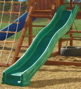 10 Foot Wave Playset Slide