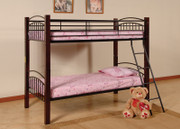 #4507-Twin Twin Wood Stackable