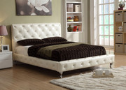 #45178-Crystal Trufted Platform Bed