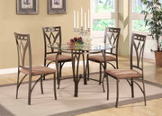 #49234/4688 Tulip Dining & Coffee Set
