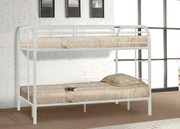 #45160-Twin Twin Metal Bunk