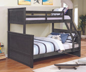 #45266 - Hudson Twin/Full Bunkbed