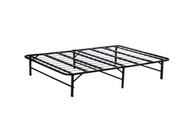 #45322 Folding Metal Platform Bed Frame
