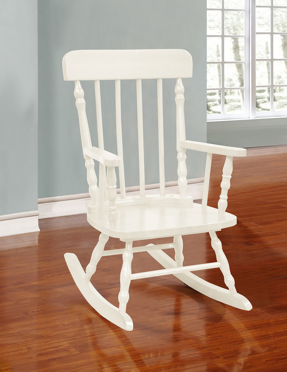 Enjoyable 701075 Kids Solid Wood Rocking Chair Bella Esprit Unemploymentrelief Wooden Chair Designs For Living Room Unemploymentrelieforg