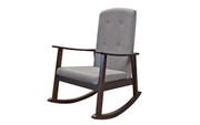 Modern Rocking Chair Fabric Cushion #701067