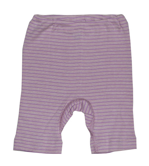 Pink/ Natural/ Lilac Stripes
