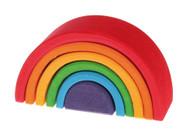 Small Wooden Rainbow Tunnel