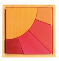 Grimm's Wooden Sun Puzzle