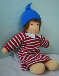 "Organic Cotton Waldorf Doll- ""Mimi"""