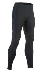 Organic Wool/ Silk Men's Midweight Leggings