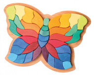 Grimm's Wooden Butterfly Puzzle (37 Pieces)