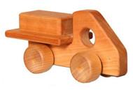Little Wooden Flat Bed Truck