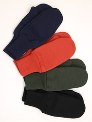 Ruskovilla Organic Merino Wool Mittens