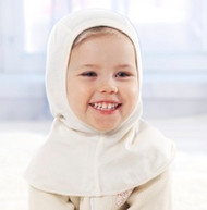 Ruskovilla Natural Silk Balaclava for Toddlers & Children