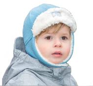 "Organic Boiled Wool Winter Hat by Pickapooh- ""Fynn"""