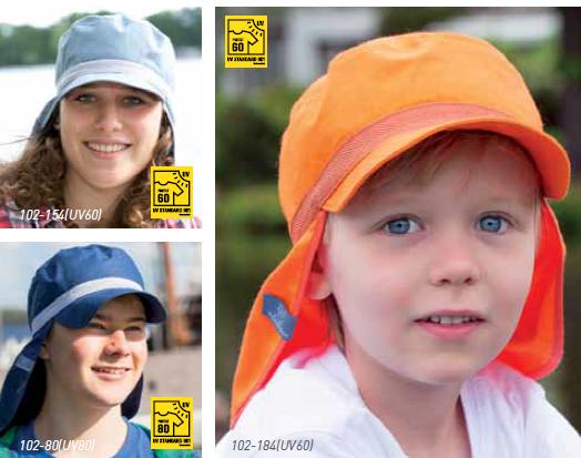 Organic Cotton Sun Hat by Pickapooh -