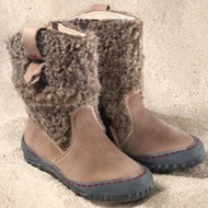 "Natural Leather Winter Boots | ""Yeti"""