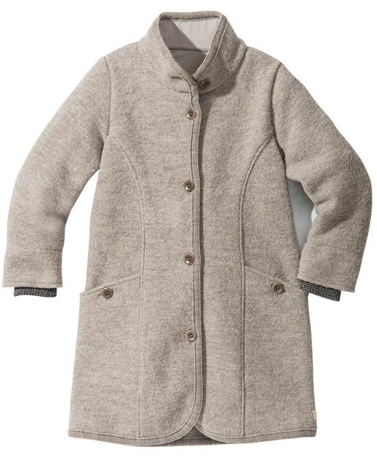 10eebe2d3 Disana Organic Boiled Wool Children s Coat - Little Spruce Organics