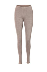 Women's Leggings | Organic Merino Wool / Cotton