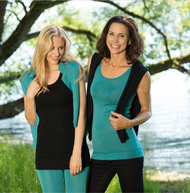 Organic Wool / Silk Tank Top for Women | Engel