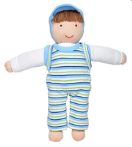 "Organic Cotton Waldorf Doll - ""Jack"""