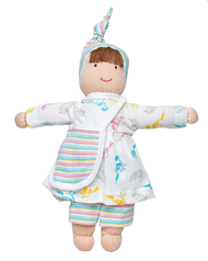 "Organic Cotton Waldorf Doll - ""Jill"""