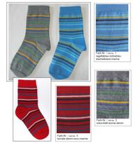 Organic Cotton Kids' Socks | Grodo 12805