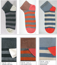 Organic Cotton Women's Socks | Grodo 32194