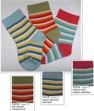 Organic Cotton Baby Socks | Grodo 12720