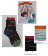 Organic Cotton Kids' Socks | Grodo 12738