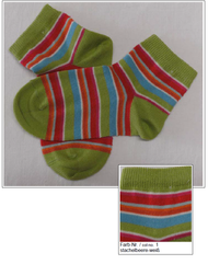 Organic Cotton Kids' Socks | Grodo 12768