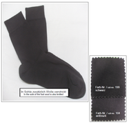 Organic Cotton Unisex Socks | Grodo 52199