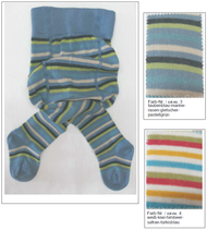 Organic Cotton Tights for Babies | Grodo 72524