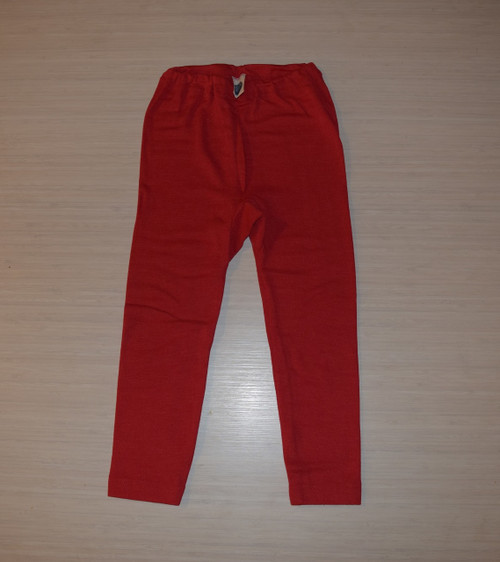 ac5bf92267b00 Organic Wool/Silk Childrens Leggings | Cosilana - Little Spruce Organics