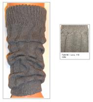 Organic Cotton Women Leg Warmer   Grodo 890