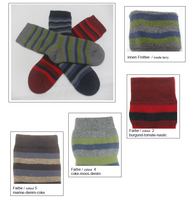 Organic Cotton Kids' Socks   Grodo 12467