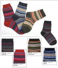 Organic Wool Cotton Kids' Socks   Grodo 14073