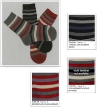 Organic Wool Cotton Kids' Socks   Grodo 14094