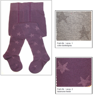 Organic Cotton Kids' Tights | Grodo 72711
