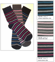 Organic Cotton Women's Socks | Grodo 32213