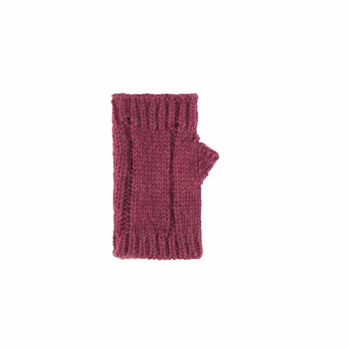 Women's Hand Warmer. Color: Burgund