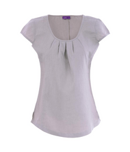 Women's Organic Linen Cotton Top