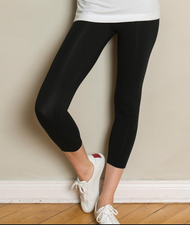 "Women's 7/8 Leggings | ""Clara"" organic cotton"