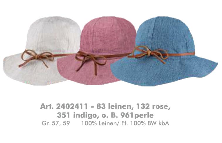Organic Linen Women Summer Hat  d1ab39dfef91