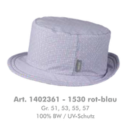 Organic Cotton Summer Hat | PurePure 1402361