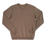 Long Sleeve Sweatshirt  |  Organic Cotton