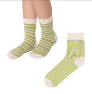 Organic Cotton Socks pack of 2 | Living Crafts 215